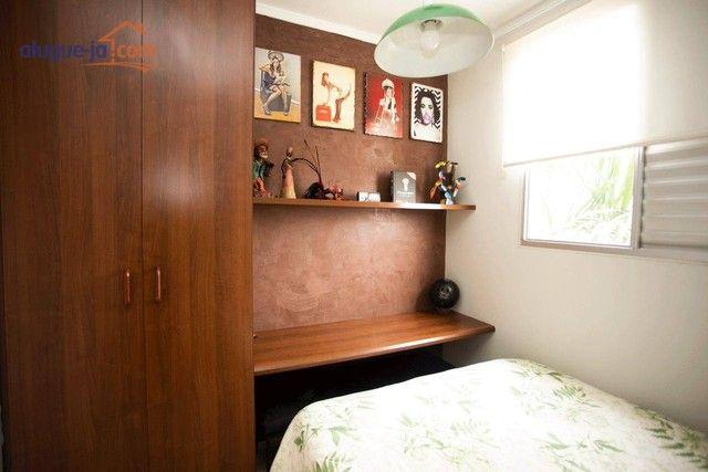 Apartamento em Piracicaba com 3 dormitórios, sala, banheiro e cozinha, 1 vaga, no Bairro N - Foto 5