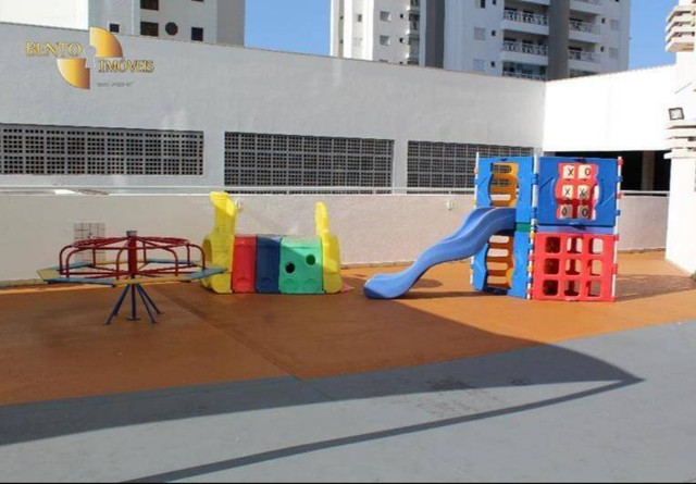 Apartamento com 2 dormitórios à venda, 70 m² por R$ 370.000 - Duque de Caxias - Cuiabá/MT - Foto 2