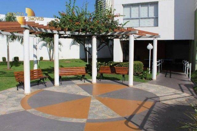 Apartamento com 2 dormitórios à venda, 70 m² por R$ 370.000 - Duque de Caxias - Cuiabá/MT - Foto 4