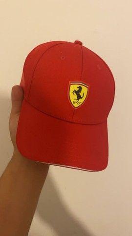 Boné Puma Scuderia Ferrari
