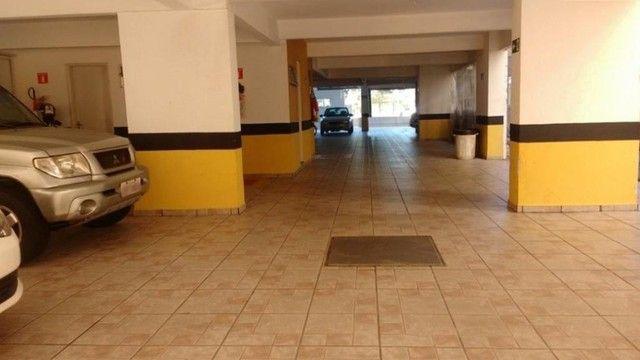Aparatamento 03 dormitórios com 01 suíte, Vila Tupi, Praia Grande, com vista para o mar - Foto 11