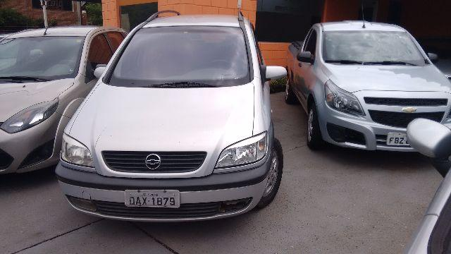 CHEVROLET ZAFIRA 2001 CD 16V