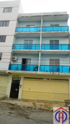 Apartamento 1 Quarto com Varanda- Polo de Modas