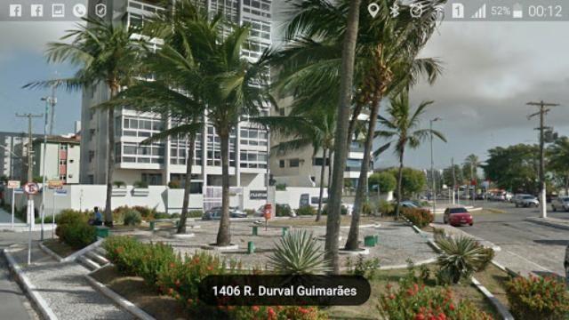 Apartamento 2 quartos, Edifício Canavial, Praia da Ponta Verde, 1400,00 com Cond. Incluído