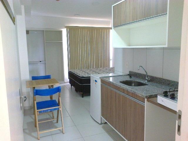Edf. Smart Residence: flat 25m² mobiliado, próximo ao Centro e ao Shopping Rio Poty
