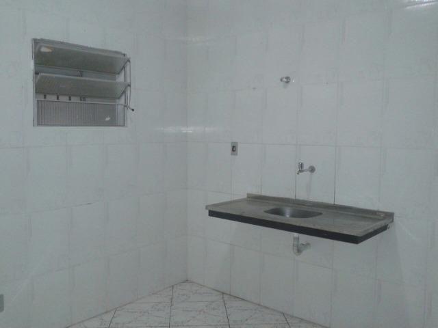 Kitnet no Teotônio Vilela, 02 quartos