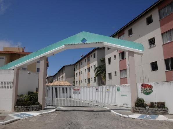 Apartamento 3/4 Barra dos Coqueiros