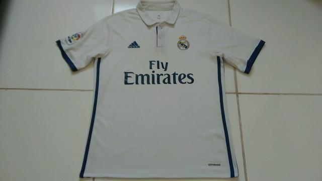 Camisa Oficial Real Madrid