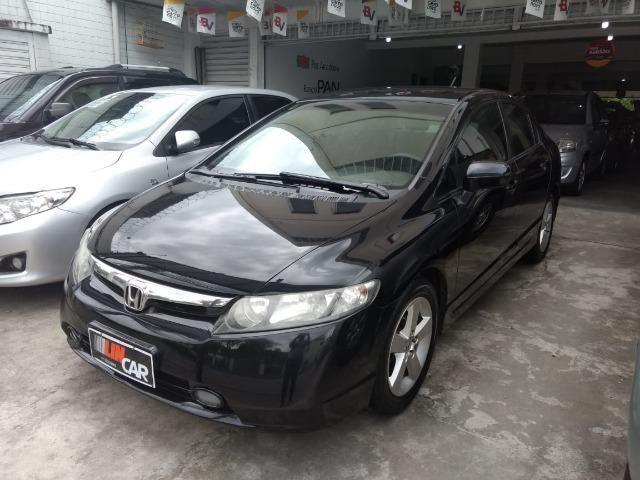 Honda Civic LXS 1.8 Com GNV Injetável