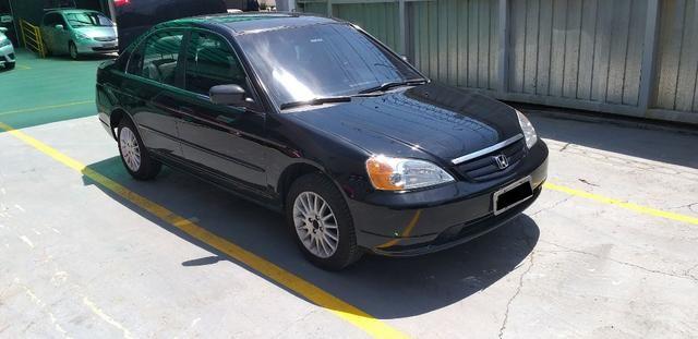 Honda Civic LXL 1.7 16v   Automático   2003/2003
