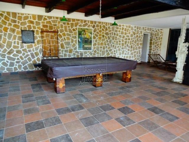 Casa à venda com 4 dormitórios em Nogueira, Petrópolis cod:2503 - Foto 4