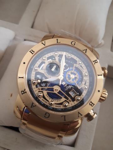 5649bc6ee0d11 Relógio Bvlgari - Bijouterias, relógios e acessórios - Plano Diretor ...