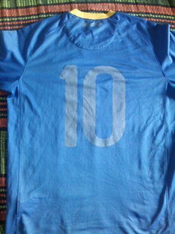 7f028d7c3a949 Camisa Seleção Brasileira Oficial Copa 2010 - Esportes e ginástica ...