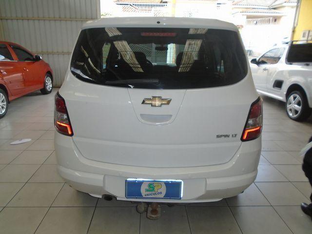 Gm Chevrolet Spin Lt 18 8v Econoflex 5p Mec 2016 578693647 Olx