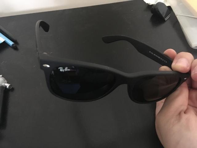 Óculos de sol Ray-ban new wayfarer - Bijouterias, relógios e ... fdce9a5f93
