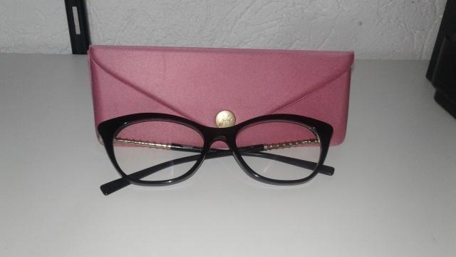 Armação de óculos gatinho ana hickmann - Bijouterias, relógios e ... 1c238d82ca