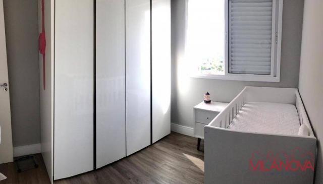 Apartamento com 2 dormitórios à venda, 75 m² por r$ 457.000 - jardim das indústrias - são  - Foto 6