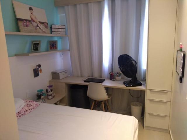 Vendo lindo apartamento 3/4 todo reformado com moveis planejados e eletrodomésticos - Foto 10
