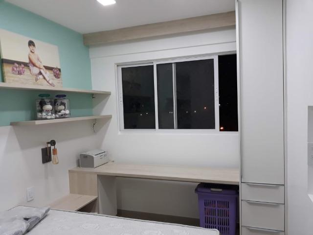 Vendo lindo apartamento 3/4 todo reformado com moveis planejados e eletrodomésticos - Foto 6