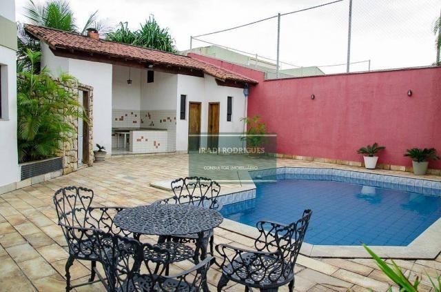 Casa com 4 dormitórios à venda, 380 m² por r$ 2.500.000 - mata da praia - vitória/es - Foto 17