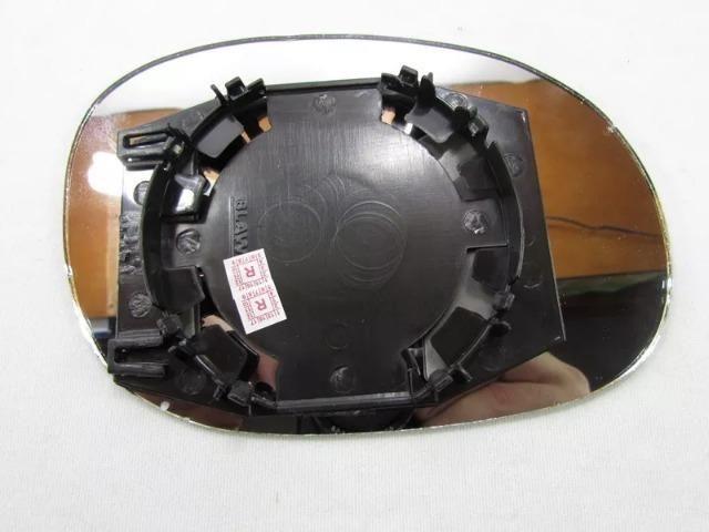 Lente Com Base Espelho Retrovisor Peugeot 206 E 207 - Foto 2
