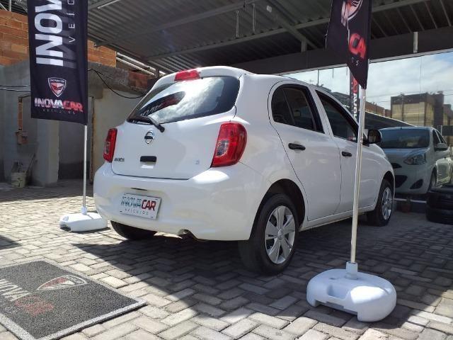 Nissan New March S 2017 Único Dono! Novinho! - Foto 8