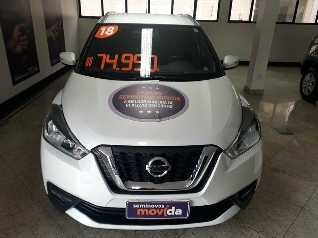Nissan kicks SV XTRONIC CVT - Foto 3