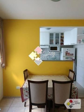 Apartamento Residencial para locação, Vila Industrial, Campinas - . - Foto 3