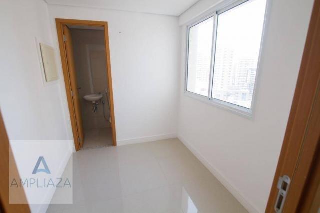 Apartamento com 4 dormitórios à venda, 220 m² por R$ 1.997.000 - Cocó - Fortaleza/CE - Foto 7