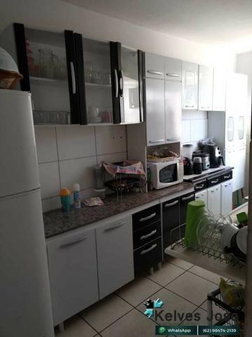 Apartamento de 02 quartos por 90 mil ao lado do Aparecida Shopping - Foto 3
