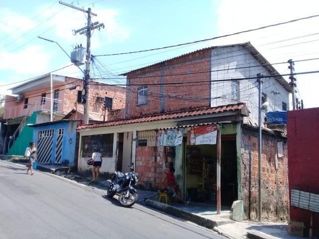 Mauazinho casa ao lado da principal, com pequeno ponto comercial mais 6 quitinetes. - Foto 2