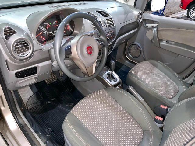 Fiat Grand Siena Essence 1.6 Dualogic - Foto 11