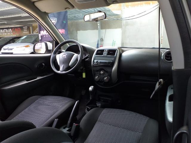 Nissan New March S 2017 Único Dono! Novinho! - Foto 14