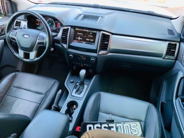 Ford / Ranger Xlt 3.2 Turbo Diesel (200 Cv) 4x4 Completa - Único Dono - Foto 11