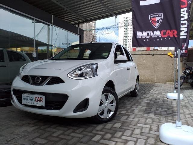 Nissan New March S 2017 Único Dono! Novinho! - Foto 9