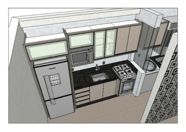 Cozinha Sob Medida - Foto 4