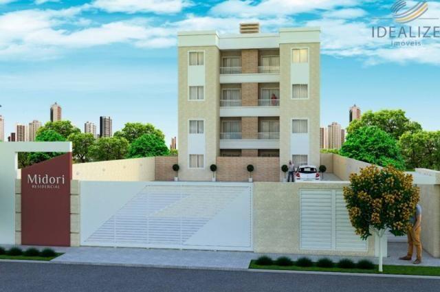 Apartamento à venda com 2 dormitórios em Afonso pena, São josé dos pinhais cod:2060496 - Foto 8