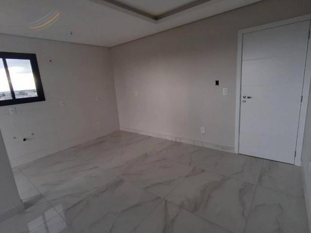 Apartamento à venda com 3 dormitórios em Braga, São josé dos pinhais cod:1983907 - Foto 3