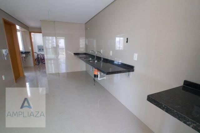 Apartamento com 4 dormitórios à venda, 220 m² por R$ 1.997.000 - Cocó - Fortaleza/CE - Foto 9