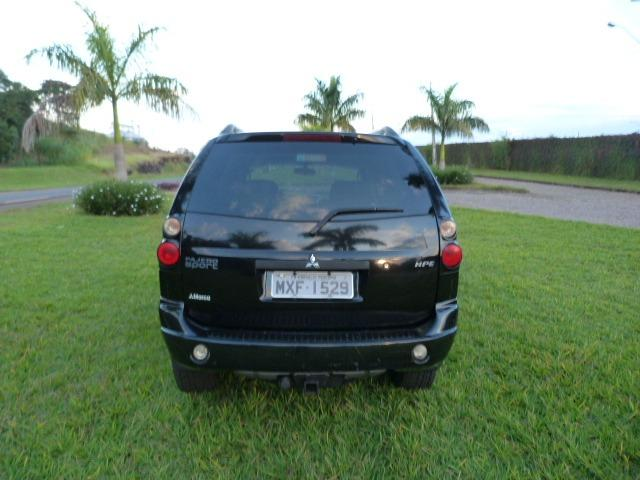 Pagero sport 2.5 4x4 manual a diesel impecavel - Foto 6