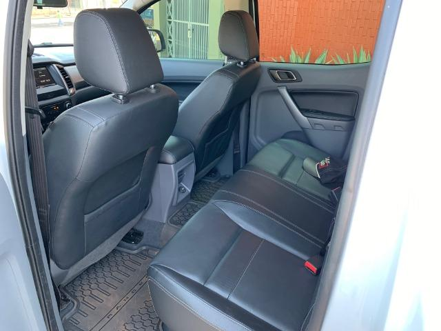 Ford / Ranger Xlt 3.2 Turbo Diesel (200 Cv) 4x4 Completa - Único Dono - Foto 9