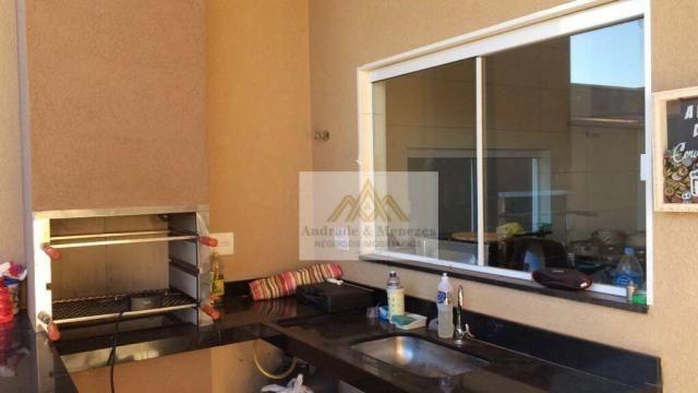 Casa com 2 dormitórios à venda, 140 m² por r$ 320.000 - condomínio verona - brodowski/sp - Foto 7