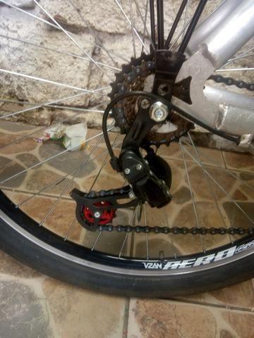 Bicicleta alumínio - Foto 2
