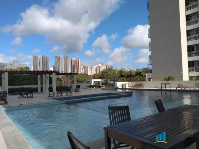Apartamento com 3 dormitórios para alugar, 110 m² por r$ 2.079,00/mês - salinas - fortalez - Foto 17