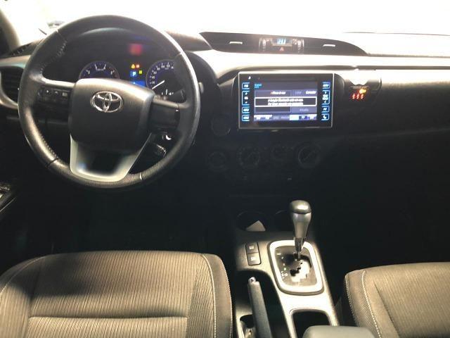 Toyota Hilux 2.8 Sr TDI Automática 16.16 - Foto 7