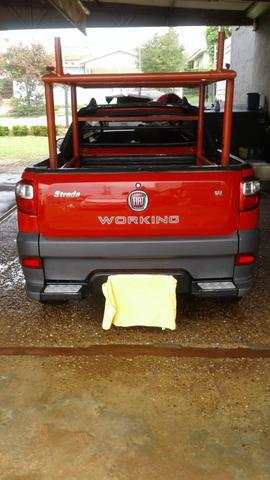 Fiat Strada Working 1.4 Fire 2015/2015 - Foto 4