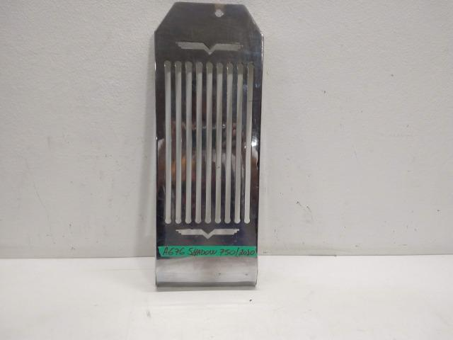 Protetor radiador/ Honda Shadow 750 até ano 2010 - Foto 4