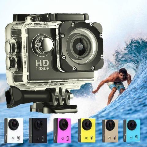 Cameras esportes HD