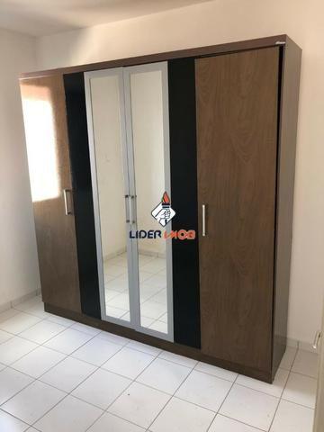 Apartamento 2/4 Semi-Mobiliado no SIM - Condomínio Solar Sim - Próximo a FTC - Foto 3