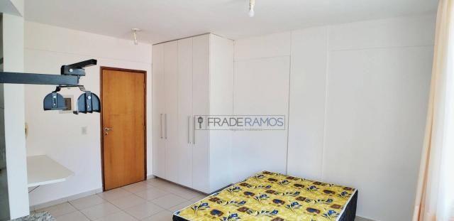 Apartamento com 1 dormitório para alugar, 25 m² por R$ 750,00/mês - Setor Leste Universitá - Foto 11